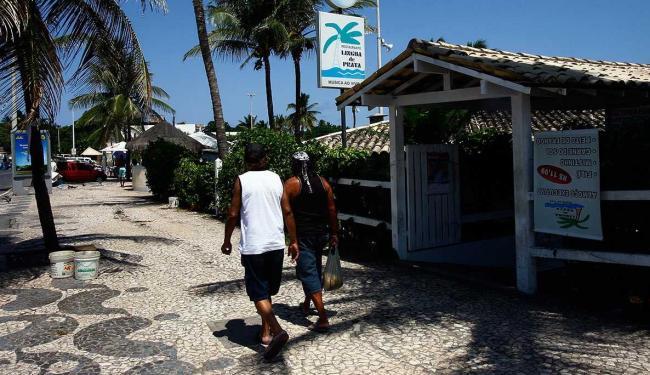 Local já havia sido notificado em janeiro - Foto: Walter de Carvalho | Ag. A TARDE, em 14.10.08