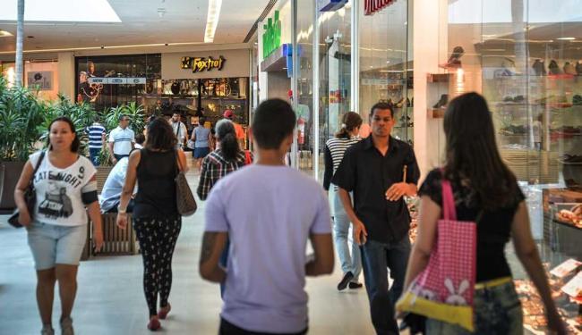Shoppings funcionam em horário especial no fim de ano - Foto: Erik Salles | Ag. Servphoto