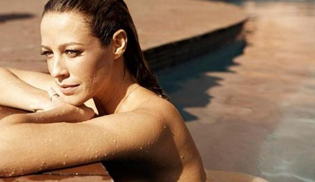Luana Piovani em ensaio sensual para a revista Trip - Foto: Revista Trip   Divulgação