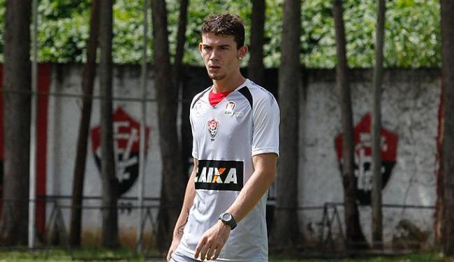 Luiz Gustavo atuou pelo Vitória nos últimos dois anos, emprestado pelo clube paulista - Foto: Eduardo Martins | Ag. A TARDE