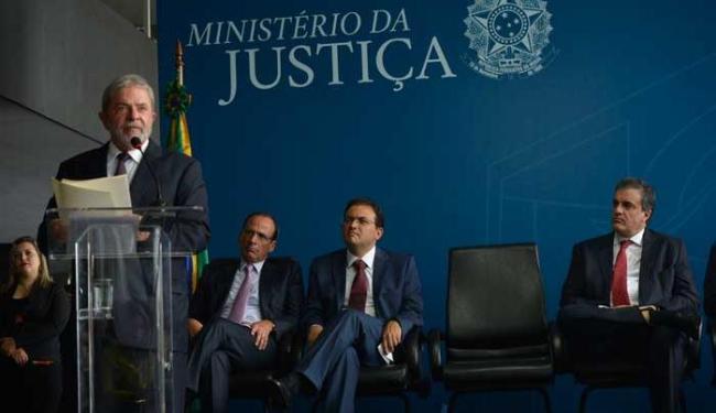 Lula condenou o que chamou de