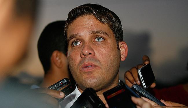 Marcelinho foi deposto do cargo de presidente do clube pelo processo de intervenção judicial em 2013 - Foto: Adilton Venegeroles | Ag. A TARDE