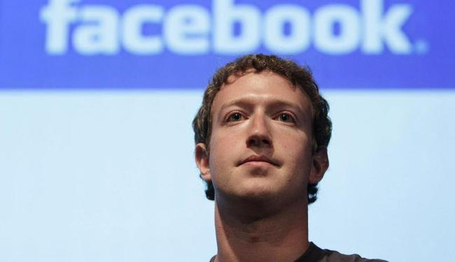 Fundador do Facebook recebeu milhares de comentários com figurinhas - Foto: Divulgação