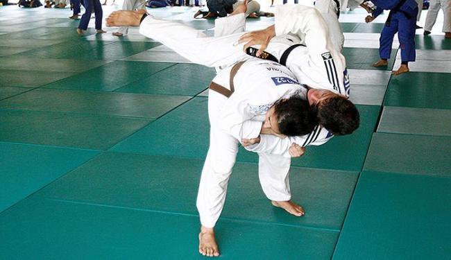 Mayara Ferreira treina com a Seleção - Foto: Luciano da Matta   Ag. A TARDE