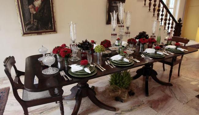 Taças oferecem elegância para as mesas de Mirela Machado e Ana Paula Magalhães - Foto: Mila Cordeiro | Ag. A TARDE