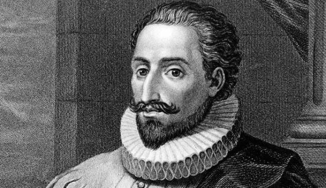 Miguel de Cervantes escreveu Dom Quixote - Foto: Divulgação