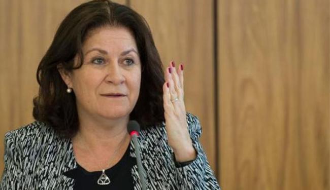 Miriam Belchior diz que PAC manteve investimentos que protegeram o Brasil da efeitos da crise - Foto: Marcelo Camargo | Agência Brasil