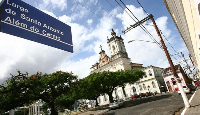Instituto alegou incompatibilidade entre o porte do evento e o local escolhido - Foto: Fernando Amorim/ AG. A TARDE