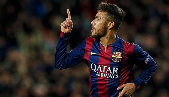 Neymar tem se destacado no Barcelona ao lado de Messi - Foto: Albert Gea l Reuters