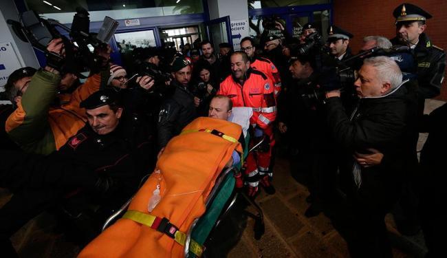 Dezenas de pessoas estão sendo tratadas em hospitais por hipotermia - Foto: Agência Reuters