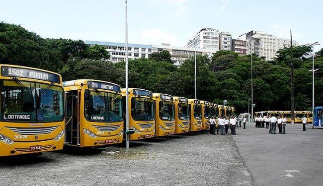 Veículos entram em operação no dia 1º e a nova tarifa entra em vigor na sexta, 2 - Foto: Luciano da Matta   Ag. A TARDE