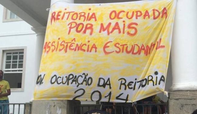 Estudantes da Ufba querem melhores condições para cursar o ensino superior - Foto: Reprodução | Facebook