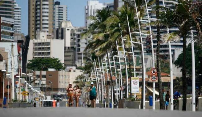 Intervenções na região começam a ser entregues em maio - Foto: Raul Spinassé | Ag. A TARDE