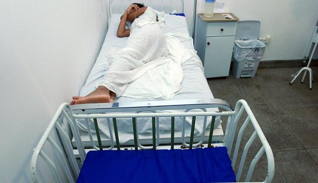 As prisões por aborto ilegal no Brasil se concentram no Sudeste - Foto: Rejane Carneiro | Ag.A TARDE | 01.09.2005
