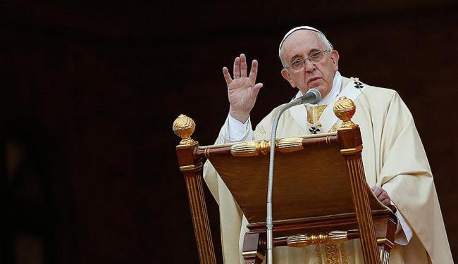Papa Francisco criticou duramente a extradição forçada de detentos - Foto: Agência Reuters
