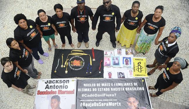 Parentes denunciam uma série de crimes de assassinato, sequestro e desaparecimento na Bahia - Foto: Fernando Frazão   Ag. Brasil