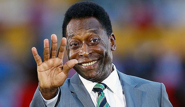 O ex-jogador, de 74 anos, permanece no mesmo leito - Foto: Reuters