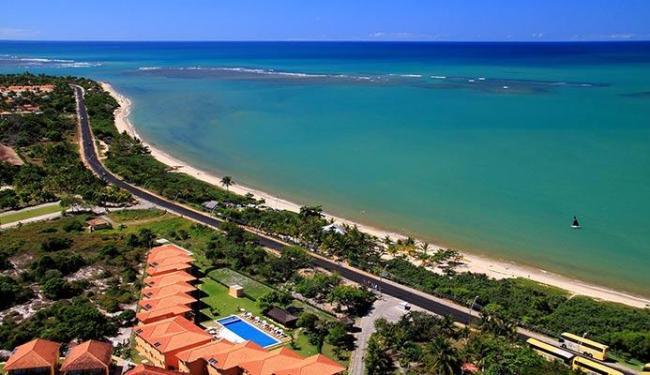 Porto Seguro, no sul da Bahia, é um dos lugares que os turistas querem visitar - Foto: Antonio Alberguini | Divulgação