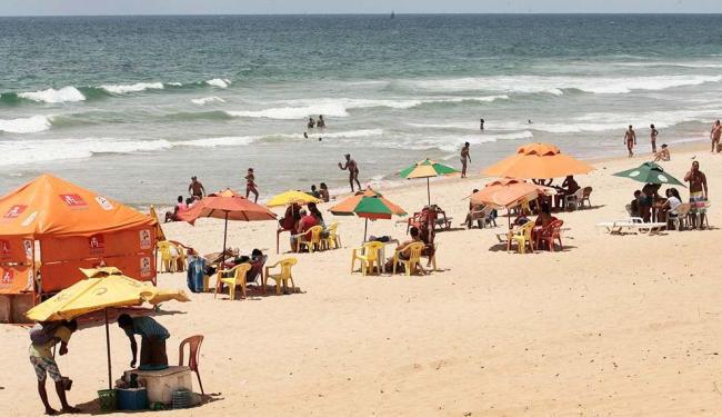 O Inema avaliou 37 praias em Salvador e Lauro de Freitas - Foto: Mila Cordeiro | Ag. A TARDE