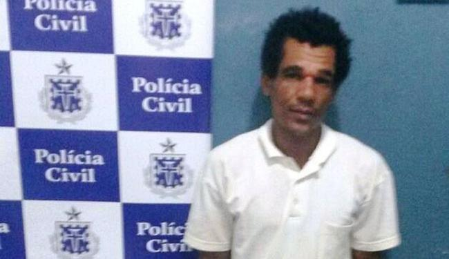 Roque foi flagrado com eletrodomésticos furtados de residências de Porto Seguro - Foto: Divulgação | Polícia Ciivl