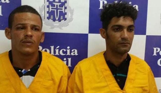 Traficantes são acusados de ordenar incêndio de ônibus em Valéria - Foto: Divulgação | Polícia Civil