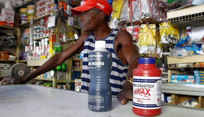 Produtos são encontrados em lojas de materiais de construção - Foto: Eduardo Martins | Ag. A TARDE