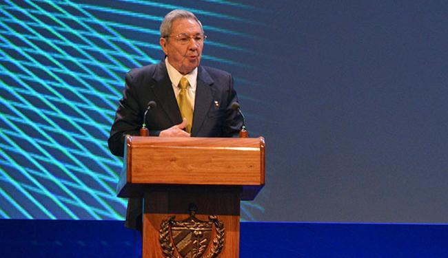 Raúl Castro assumiu as rédeas de Cuba em 2006 quando seu irmão Fidel renunciou - Foto: Agência Reuters
