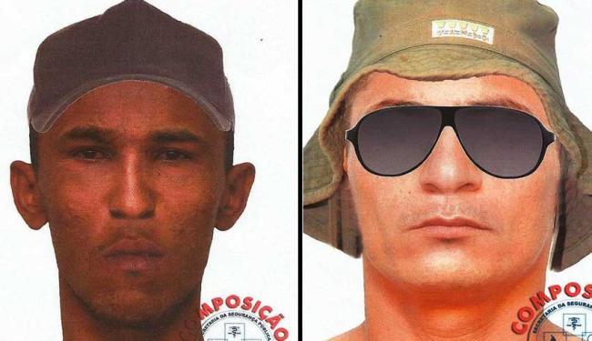 Testemunhas ajudaram a fazer os retratos falados - Foto: Ascom | Polícia Civil