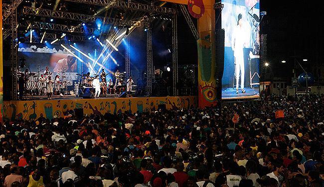 Cacique do Candeal homenageou Neguinho do Samba - Foto: Margarida Neide | Ag. A TARDE