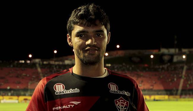Rômulo teve poucas chances no Rubro-Negro e foi para o Paysandu - Foto: Eduardo Martins | Ag. A TARDE
