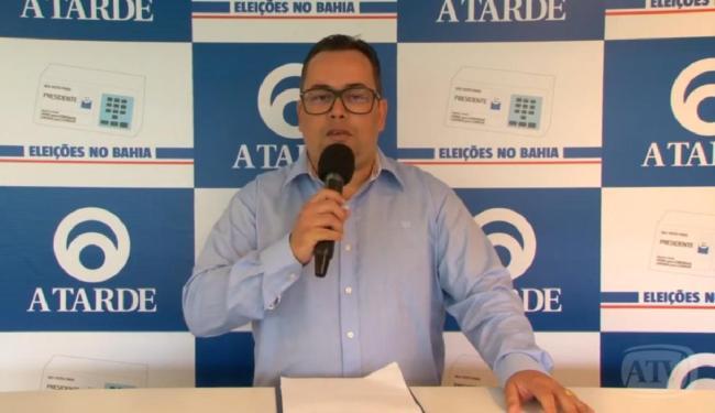 Ronei é presidente da torcida organizada Terror Tricolor e concorria pela primeira vez ao cargo - Foto: Reprodução   A TARDE