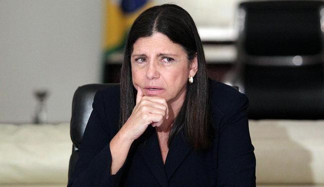 A filha do senador José Sarney interrompe o seu mandato a 21 dias do fim da gestão - Foto: Márcio Fernandes | Agência Estado | 13.01.2014
