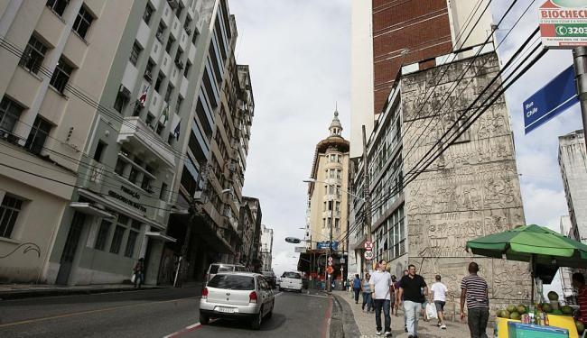 Além da reabertura do Palace Hotel, rua abrigará lojas e um moderno bed&breakfast - Foto: Mila Cordeiro   Ag. A TARDE