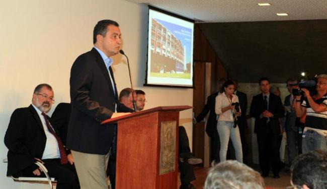Rui apresentou as linhas da reforma. Secretários devem ser anunciados no dia 10 - Foto: Carla Ornelas   GOVBA