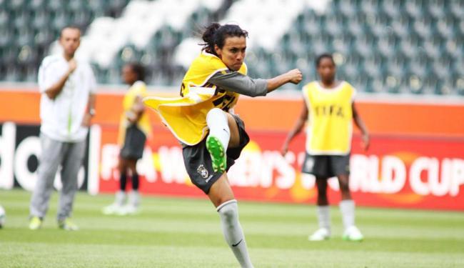 Objetivo é evoluir a equipe que representará o Brasil na Copa do Mundo de 2015 e Olimpíadas 2016 - Foto: William Volcov   News Free/AE