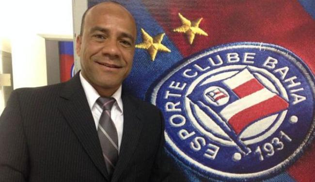 Soares vai tentar reconduzir o tricolor à elite do futebol nacional - Foto: Reprodução   E.C.Bahia