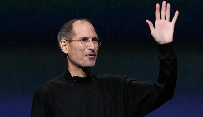 Declaração de Steve Jobs gravada alguns meses antes de sua morte, em 2011 - Foto: AP Photo   24.08.2011