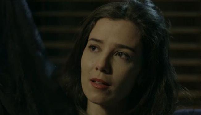 Marjorie voltou à novela após Drica Moraes ser afastada por faringite - Foto: Reprodução   TV Globo
