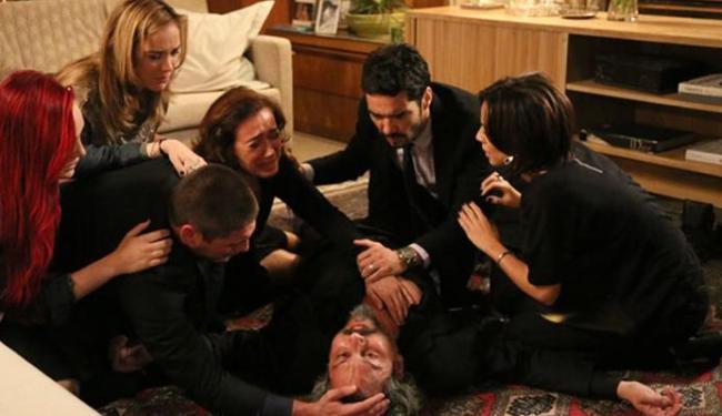 Zé passa mal e morre na frente de toda a família - Foto: Reprodução | GShow