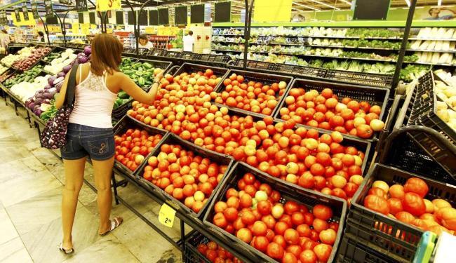Supermercados estarão abertos em Salvador no feriado - Foto: Eduardo Martins   Ag. A TARDE   07.11.2013