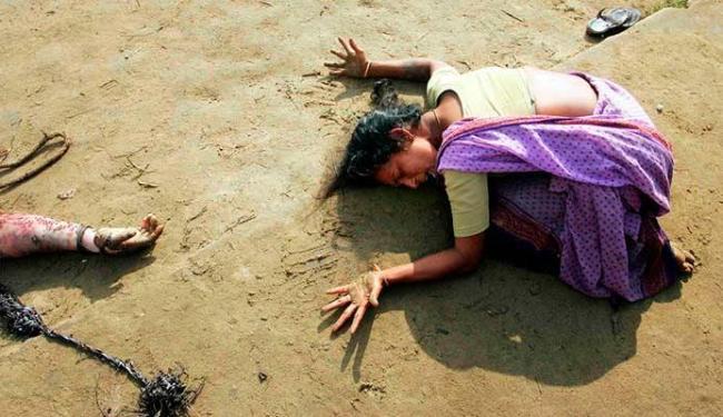 Tsunami causou 220 mil mortes - Foto: Agência reuters