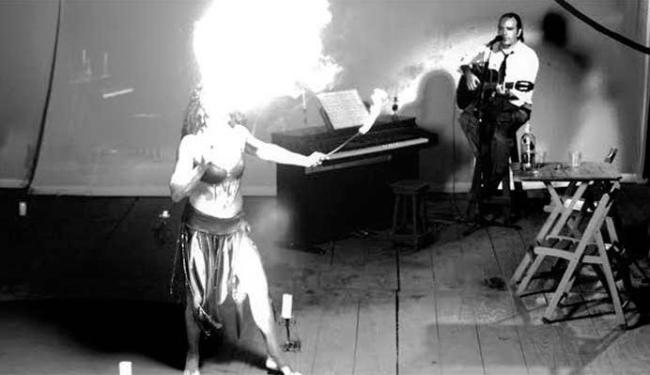 Espetáculo tem música, teatro, circo e cinema - Foto: Divulgação