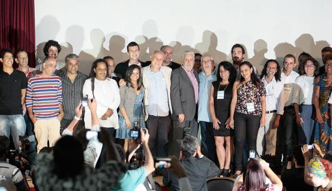 Wagner participou da solenidade de posse dos novos integrantes do Conselho de Cultura do Estado - Foto: Mila Cordeiro | Ag. A TARDE