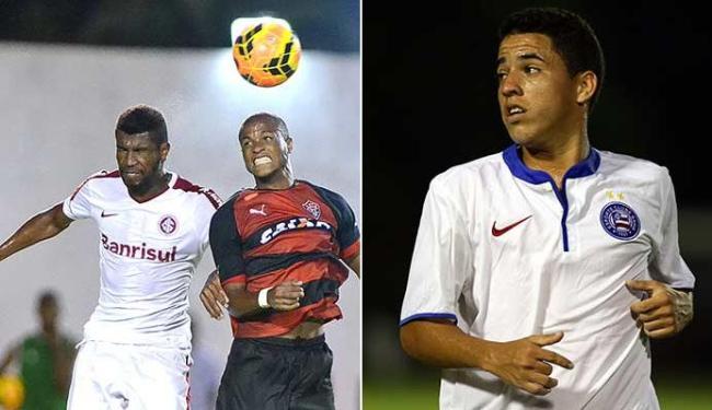 Welington (D) e Rômulo são as apostas da dupla Ba-Vi - Foto: Futura Press   Estadão   Eduardo Martins   Ag. A TARDE