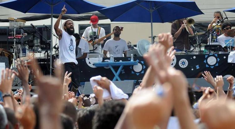 BaianaSystem é uma das atrações da festa que ocorrerá em outubro - Foto: Divulgação