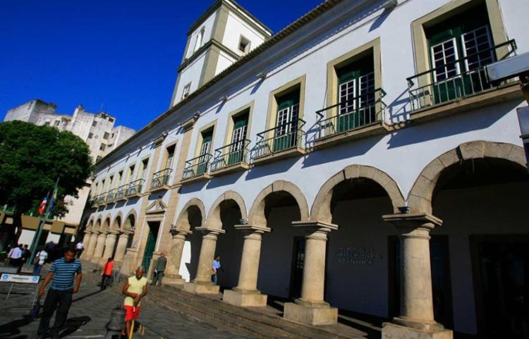 Câmara Municipal conta com 43 vereadores - Foto: Joa Souza   Ag. A TARDE