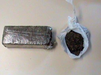 Jovem pretendia revender a droga por R$ 2,5 mil - Foto: Divulgação | Polícia Civil