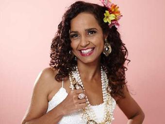 Carla Visi escreveu uma história de sucesso no Cheiro de Amor nos anos 90 - Foto: Guto Costa   Divulgação