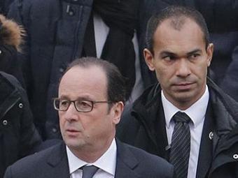 François Hollande (esq) passou 21% para 40% de popularidade - Foto: Christian Hartmann l Reuters