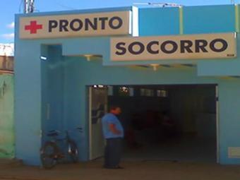 Falso médico foi preso no Hospital Santo Antônio - Foto: Reprodução | Prefeitura de Mortugaba